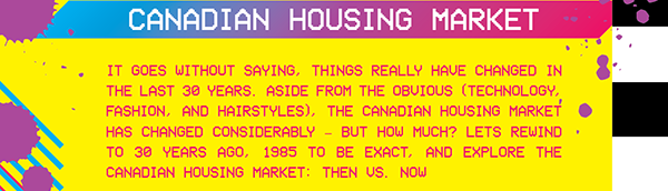 Canadian Housing Market